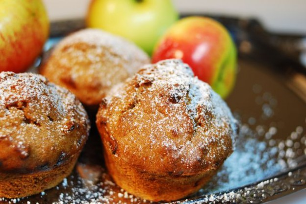Muffin Apfel2